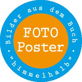 Foto-Poster  himmelhalb