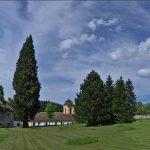 Schloss Wetzlas - Schlosspark 360° Panorama