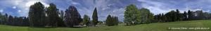 Schloss Wetzlas - Park 360° Panorama